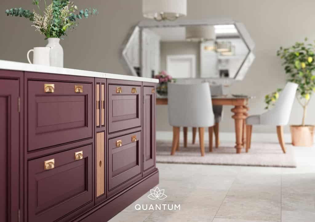 quantum kitchen fitting